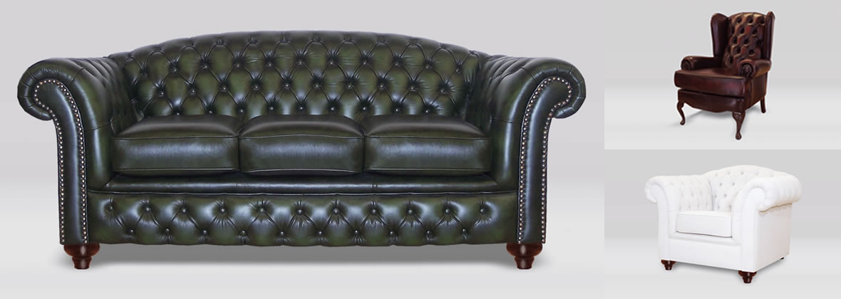 Chesterfield Sofas & Chairs
