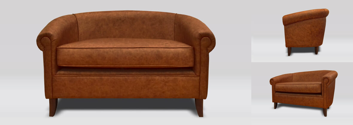 Balmoral tub sofas + chairs