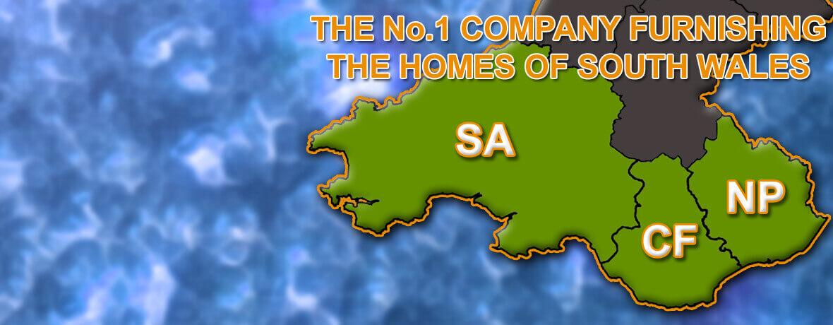 We deliver to postcodes SA, CF & NP