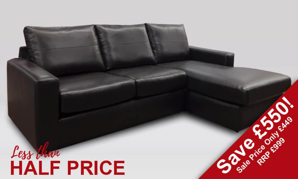 Harding Sofa Chaise