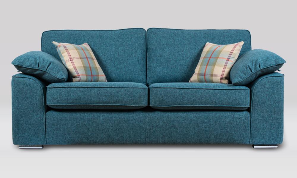 Josie 3 Seater Sofa in Teal
