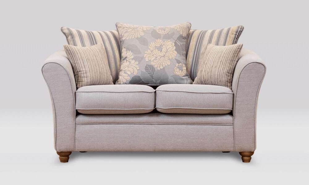Mandalay 2 Seater Sofa - Florida Metal