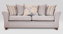 Mandalay 3 Seater Sofa - Florida Metal