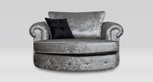 Chester Swivel Cuddle Chair